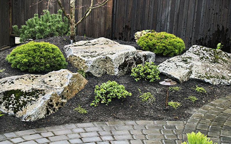 Landscape designer 39 s naples for Garden landscaping ideas for large gardens